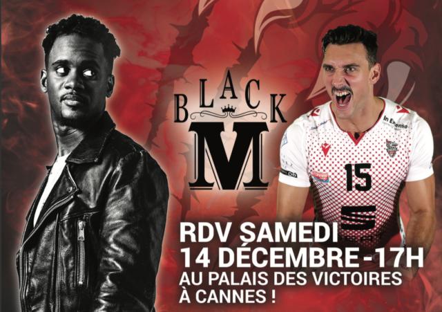 Black M en Show Privé le 14 décembre au Palais Des Victoires !