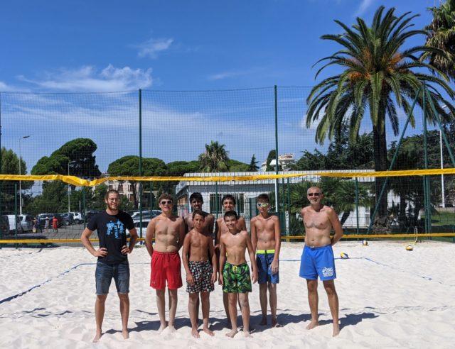Sunny Dragons-Coupe de France Beach 2020